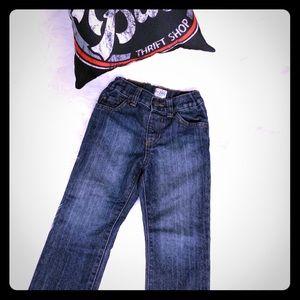 Children's Place Straight Leg Denim Jeans